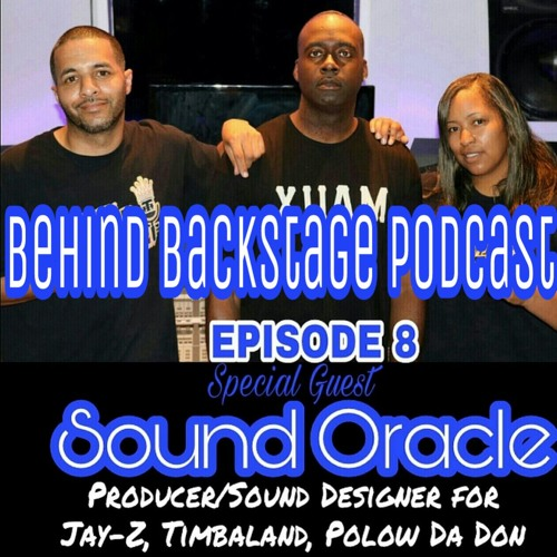 Ep.8 Sound Oracle Talks On Ruff Ryders, Drag-On, Polow da Don and Timbaland, UnQuantized & more