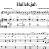 Hallelujah Piano Accompaniment Sample