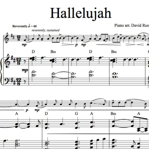 Hallelujah Piano Accompaniment Sample By Lindsey Stirling