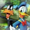 Donald Duck vs Daffy Duck - ERBoCartoons INSTRUMENTAL