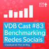 VDB Cast #83 - Benchmarking de Redes Sociais: A Ferramenta Definitiva
