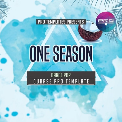 One Season Cubase Pro Template