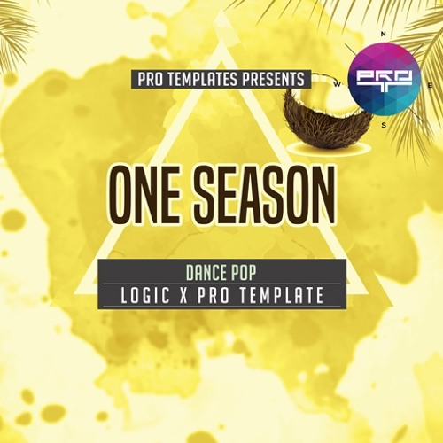One Season Logic X Pro Template
