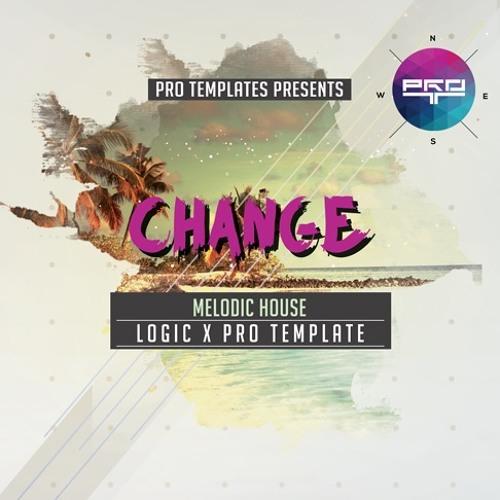Change Logic Pro X Template