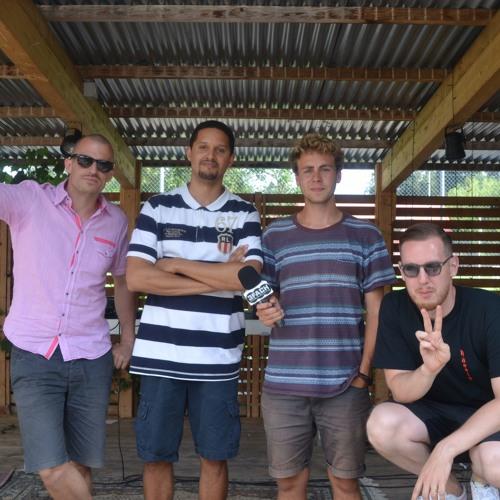 Stooszyt: Interview mit Manillio, Dez und Tommy