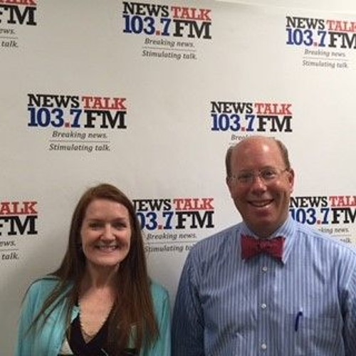 NEWS TALK 1037 Welcomes State Rep Paul Schemel 04August 2017