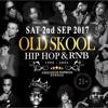 Luke Le Veaux OLD SKOOL 2nd Sep promo CD Hip Hop n RnB 90s mix