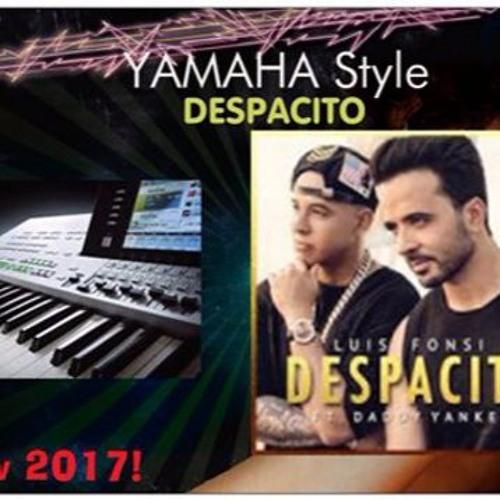 Despacito for Tyros & Psr YAMAHA (Luis Fonsi & Daddy Yankee