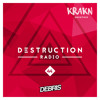 Debris & Krakn - Destruction Radio 044 2017-08-04 Artwork
