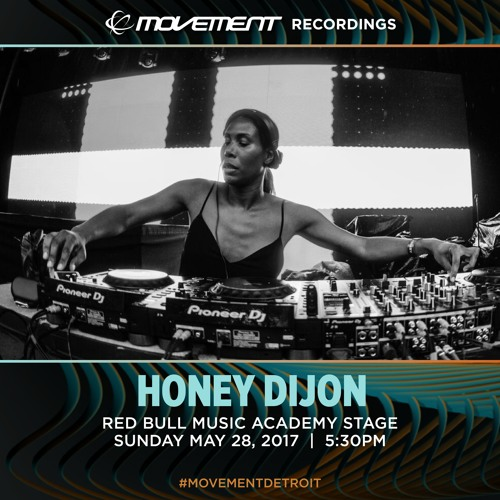 Honey Dijon - Movement Detroit 2017