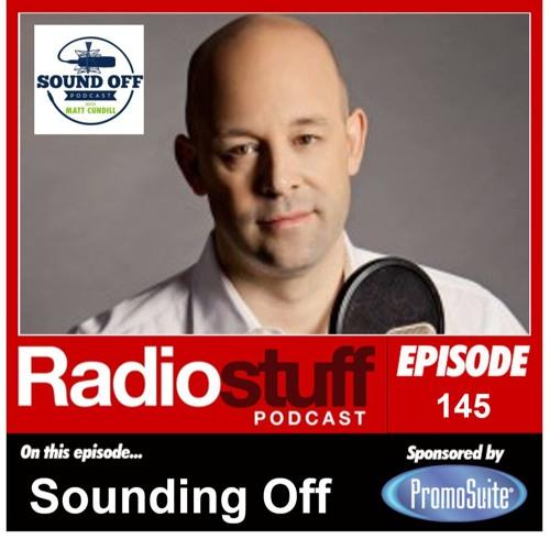 Episode 145 - Sounding Off