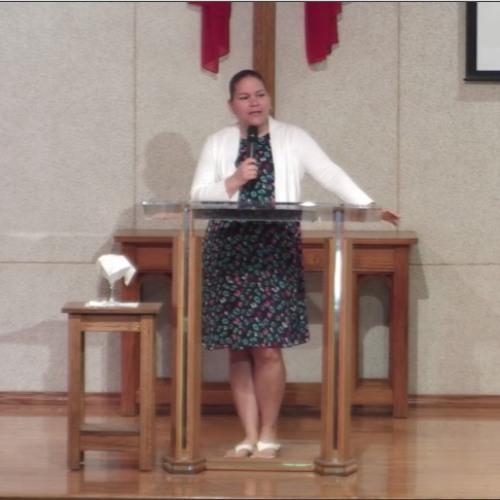 Pastor Viggie Ortiz Preaching