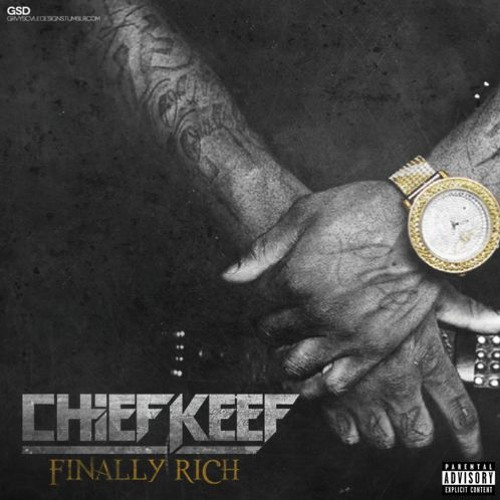 chief keef finally rich cd