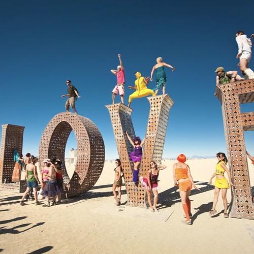 Burning Man Radical Inclusivity Meditation