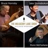 Interviews: Bruce Hornsby, Jake Shimabukuro, Ronn McFarlane