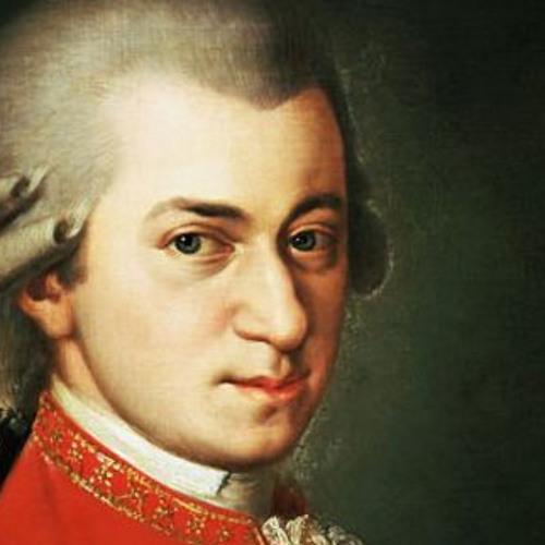 モーツァルト二台のためのソナタより第一楽章