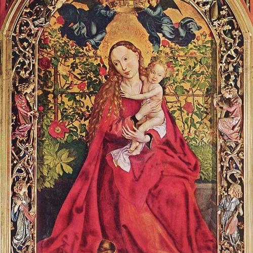 Three Medieval Carols - 1. Of a Rose We Sing