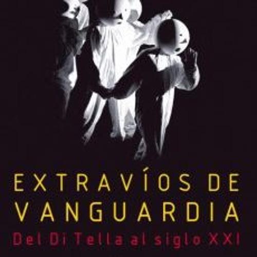 """Presentación del libro """"Extravíos de vanguardia"""" de José Fernández Vega y Roberto Jacoby en MACBA"""