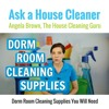 Dorm Room Cleaning Supplies