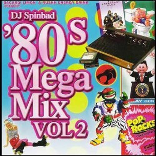 DJ Spinbad: 80s Megamix Volume 2 (2000) by Selectabwoy on SoundCloud