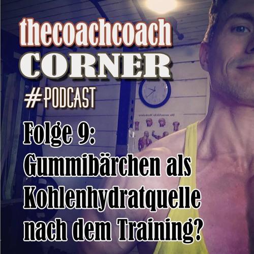 Folge 9: Gummibärchen als Kohlenhydratquelle nach dem Training?