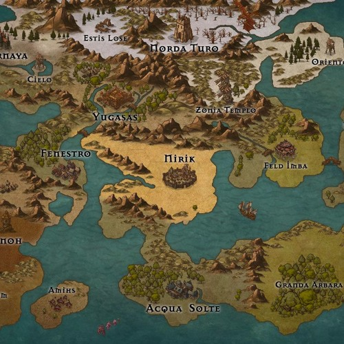 [Polar Star] My Fantasy World Music