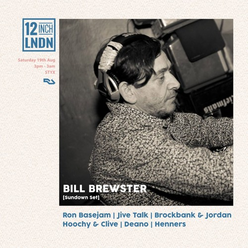 12inch Pod 06 - Bill Brewster (Late Night Tales)