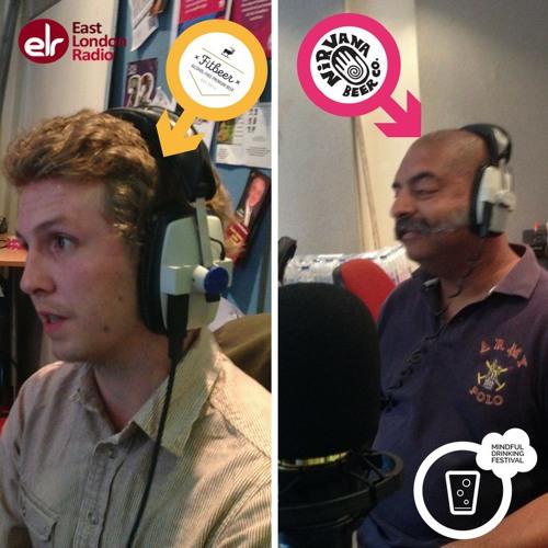Club Soda, Nirvana and Fitbeer on East London Radio