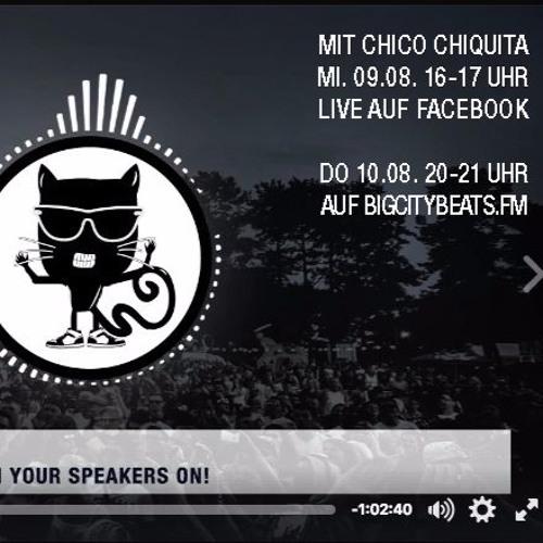 Hypercat Radio #119 – Mixed By Chico Chiquita