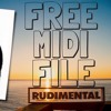 Rudimental - Sun Comes Up Feat James Arthur (MIDI FILE / REMAKE)