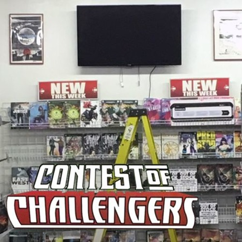 Why do people still live in Gotham City? (Contest of Challengers)