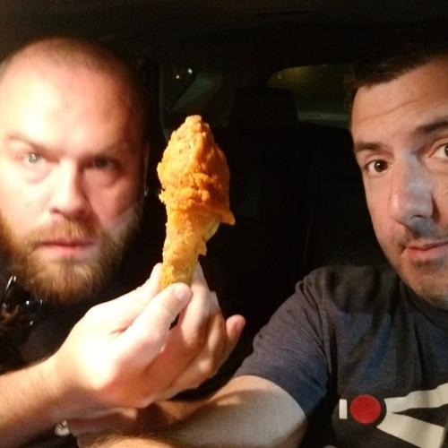 Comedian/radio star Kevin Kellam eats like a 12-year-old (Car Con Carne)