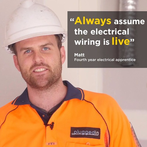 Electrical safety: protecting you and your workmates