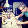 "#372:Stephen McSwain/Custom Guitar Builder ""Handmade"""