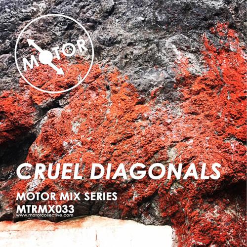 MTRMX033 - CRUEL DIAGONALS - MOTOR MIX SERIES
