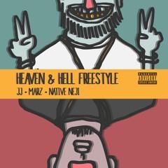HEAVEN & HELL FREESTYLE(JJ X MARZ)