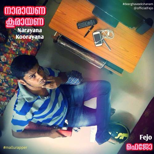Fejo - Narayana Koorayana (Malayalam Rap) @officialFejo നാരായണ കൂരായണ