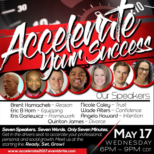 Accelerate Your Success - Brent Hamachek -  Reason
