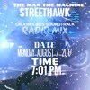 THE MAN, THE MACHINE, STREET HAWK - CALVIN'S 80'S SOUNDTRACK RADIO MIX - SNIPPET