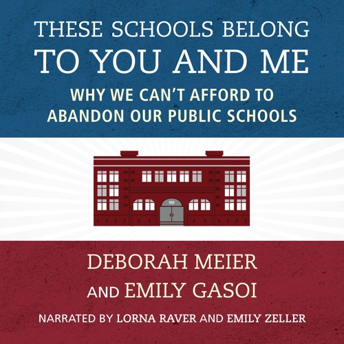 """Selection of """"These Schools Belong to You and Me: Why We Can't Afford to Abandon Our Public Schools"""""""