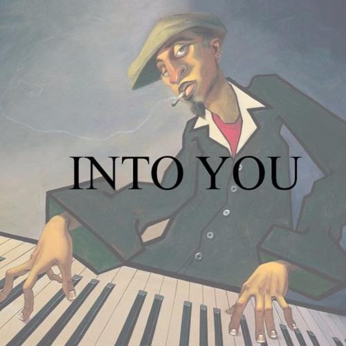 INTO YOU - Relaxing Piano & Guitar Hip Hop Instrumental