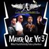 Mayor Que Yo 3 Don Omar, Daddy Yankee, Wisin, Luny Tunes & Yandel Ft DJ Alexsis 2017