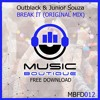 #MBFD012 - Outblack, Junior Souza - Break It (Original Mix)**FREE DOWNLOAD**