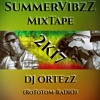 DJ ORTEZZ - SummerVibzZ / Mixtapes Radio Rototom Sunsplash 2017
