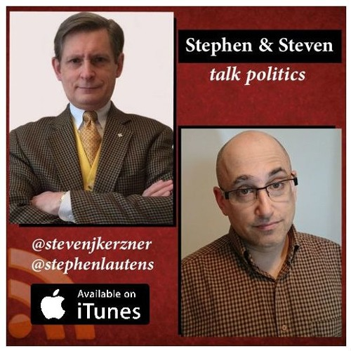 Stephen & Steven - Trudeau, Khadr & more to make you yell at us!