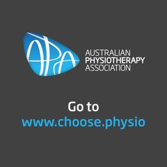 Where would I be without physiotherapy?