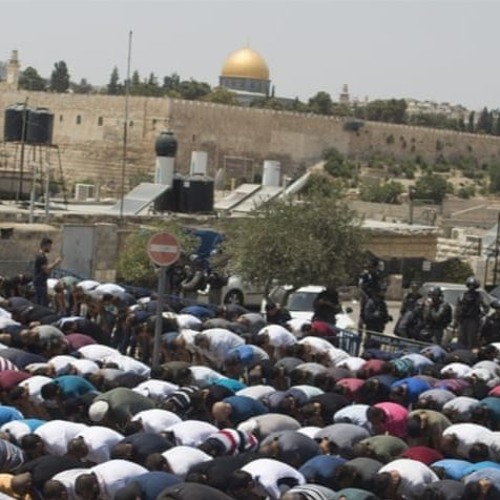 Al Aqsa, Temple Mount: Israel puts metal detectors