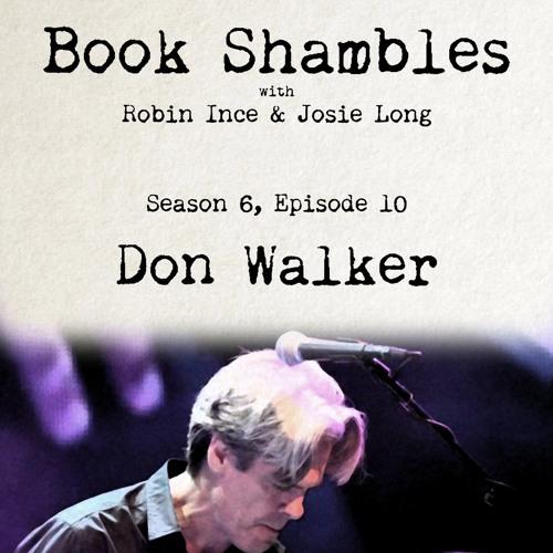 Book Shambles - Season 6, Episode 10 - Don Walker
