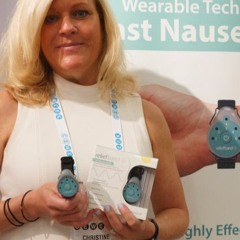 Tech to help with nausea? Reliefband.