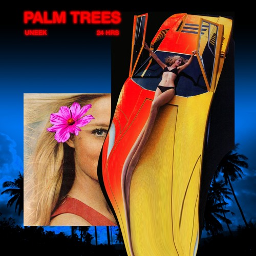 PALM TREES  FT. 24hrs ( Prod. APEX )